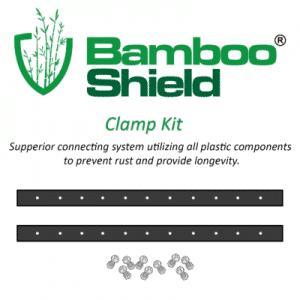 Bamboo Shield clamp assembly kit