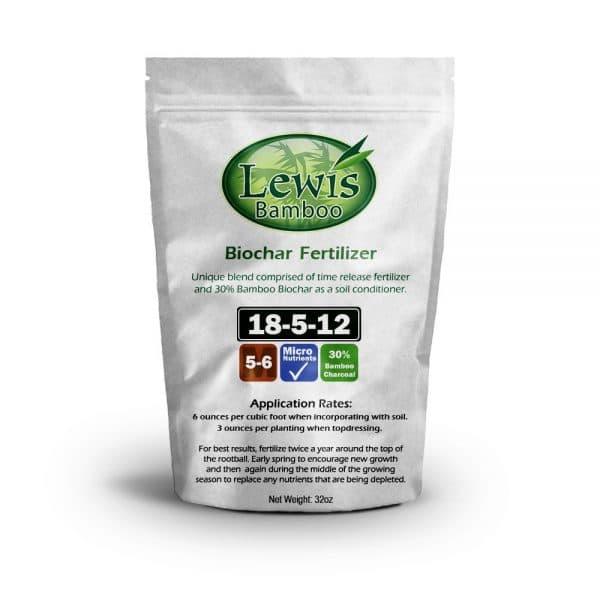 biochar fertilizer bag