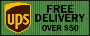 free delivery over $50