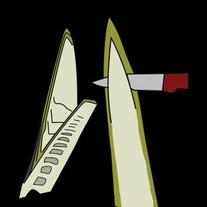 slicing bamboo shoot diagram