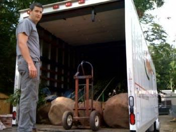 Delivery of bamboo in New Jersey