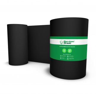 Bamboo Shield Root Control Barrier 30 inches deep