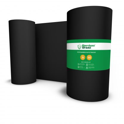 Bamboo Shield Root Control Barrier 36 inches deep